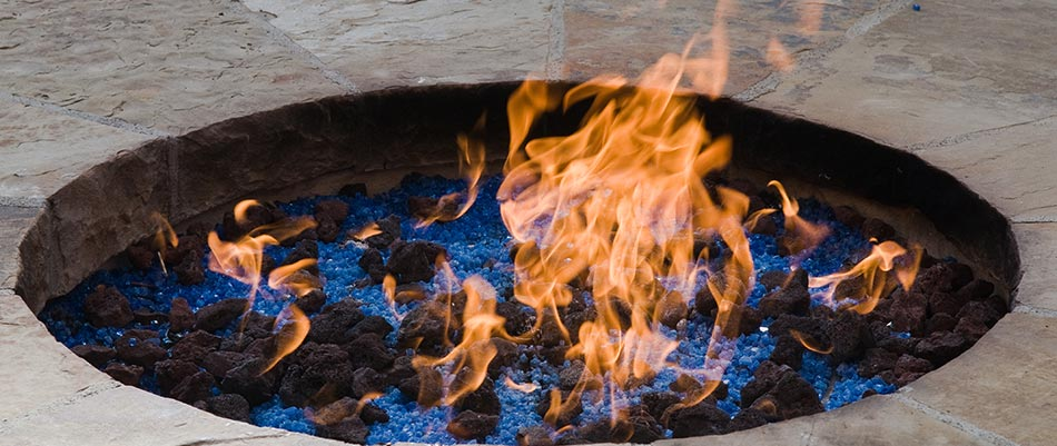 Why Your Property Needs a Custom Fire Feature