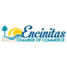 Member of the Encinitas, CA Chamber of Commerce