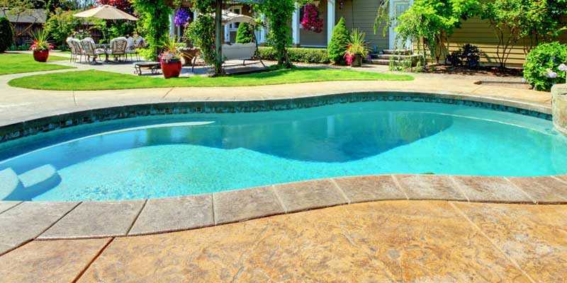Pools and spa construction in Encinitas, CA.